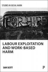 Omslag - Labour Exploitation and Work-Based Harm