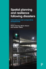 Omslag - Spatial planning and resilience following disasters