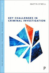 Omslag - Key challenges in criminal investigation