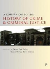 Omslag - A Companion to the History of Crime and Criminal Justice