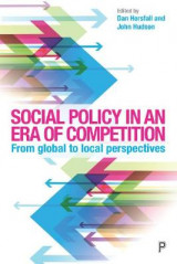 Omslag - Social policy in an era of competition