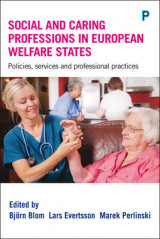 Omslag - Social and Caring Professions in European Welfare States
