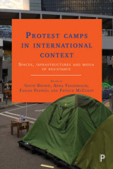 Omslag - Protest Camps in International Context
