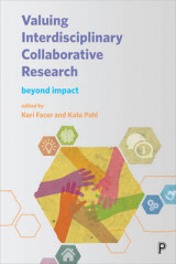 Omslag - Valuing interdisciplinary collaborative research