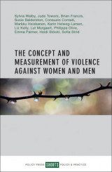 Omslag - The Concept and Measurement of Violence Against Women and Men