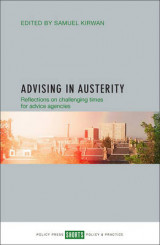 Omslag - Advising in Austerity