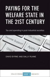 Omslag - Paying for the welfare state in the 21st century