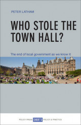 Omslag - Who Stole the Town Hall?