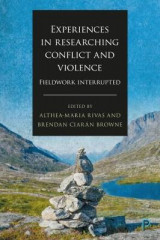 Omslag - Experiences in researching conflict and violence
