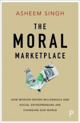 Omslag - The moral marketplace