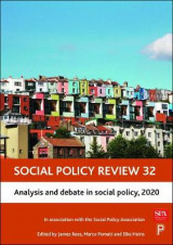 Omslag - Social Policy Review 32