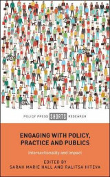 Omslag - Engaging with Policy, Practice and Publics