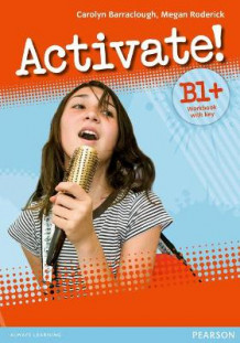 Activate! B1+ Workbook with Key and CD-ROM Pack av Carolyn Barraclough og Megan Roderick (Blandet mediaprodukt)