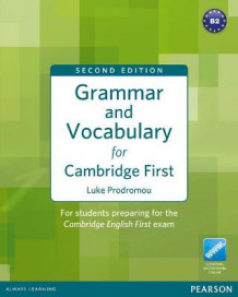 Grammar and Vocabulary for FCE 2nd Edition without Key Plus Access to Longman Dictionaries Online av Luke Prodromou (Blandet mediaprodukt)