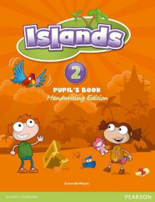 Islands Handwriting Level 2 Pupil's Book Plus Pin Code av Susannah Malpas (Blandet mediaprodukt)