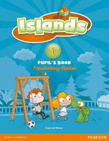 Islands handwriting Level 1 Pupil's Book plus pin code av Susannah Malpas (Blandet mediaprodukt)