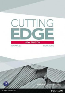 Cutting Edge: Advanced Workbook without Key av Damian Williams, Sarah Cunningham og Peter Moor (Heftet)