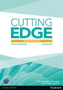 Cutting Edge Pre-Intermediate Workbook Without Key: Pre-Intermediate Workbook without Key av Anthony Cosgrove, Sarah Cunningham og Peter Moor (Heftet)