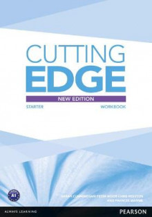 Cutting Edge: Starter Workbook without Key av Frances Marnie, Sarah Cunningham og Peter Moor (Heftet)