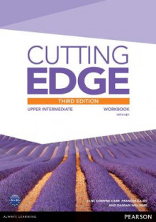 Cutting Edge: Upper Intermediate Workbook with Key av Sarah Cunningham, Jane Comyns-Carr, Frances Eales, Peter Moor og Damian Williams (Heftet)