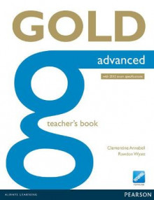 Gold Advanced Teacher's Book: Advanced av Clementine Annabell (Heftet)