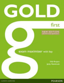 Gold First New Edition Maximiser with Key av Jacky Newbrook (Heftet)