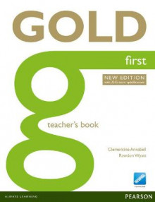 Gold First New Edition Teacher's Book av Clementine Annabell (Heftet)