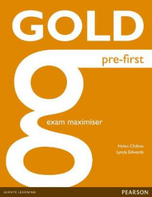 Gold Pre-First Maximiser without Key av Helen Chilton og Lynda Edwards (Heftet)