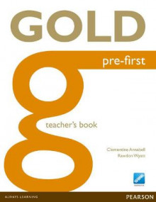 Gold Pre-First Teacher's Book av Clementine Annabell og Rawdon Wyatt (Heftet)