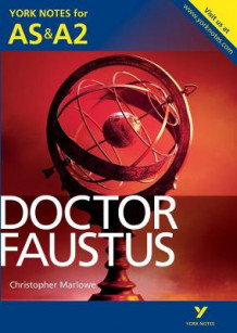 Doctor Faustus: York Notes for AS & A2 av Jill Barker (Heftet)
