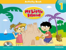My Little Island Level 1 Activity Book and Songs and Chants CD Pack av Leone Dyson (Blandet mediaprodukt)