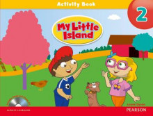 My Little Island Level 2 Activity Book and Songs and Chants CD Pack av Leone Dyson (Blandet mediaprodukt)
