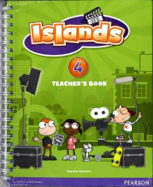 Islands Level 4 Teacher's Test Pack av Sagrario Salaberri og Kerry Powell (Blandet mediaprodukt)