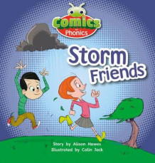 Comics for Phonics Storm Friends 6-pack Lilac av Alison Hawes (Samlepakke)