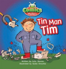 Tin-Man Tim: Pink A Sets 1-2 av Celia Warren (Samlepakke)
