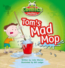 Tom's Mad Mop: Pink A Set 3 av Celia Warren (Samlepakke)