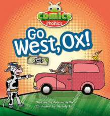 Go West Ox 6-Pack Red A Set 6 av Jeanne Willis (Samlepakke)