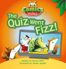 The Quiz Went Fizz 6-Pack Red A Set 7 av Jeanne Willis (Samlepakke)