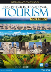 English for International Tourism Intermediate New Edition Coursebook and DVD-ROM Pack av Peter Strutt, Iwona Dubicka og Margaret O'Keeffe (Blandet mediaprodukt)