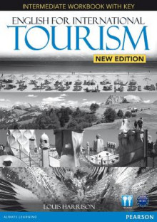 English for International Tourism Intermediate New Edition Workbook with Key and Audio CD Pack av Louis Harrison (Blandet mediaprodukt)
