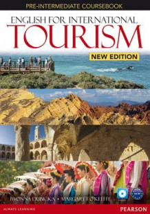 English for International Tourism Pre-Intermediate New Edition Workbook without Key and Audio CD Pack av Iwona Dubicka og Margaret O'Keeffe (Blandet mediaprodukt)