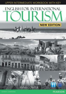 English for International Tourism Upper Intermediate New Edition Workbook with Key and Audio CD Pack av Anna Cowper (Blandet mediaprodukt)