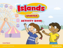 Islands Starter Activity Book Plus Pin Code: Islands Starter Activity Book plus pin code Starter av Leone Dyson (Blandet mediaprodukt)