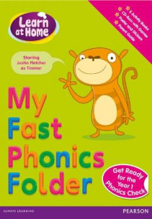 Learn at Home: My Fast Phonics Folder Pack av Rhona Johnston og Joyce Watson (Blandet mediaprodukt)
