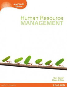 Human Resource Management with MyManagementLab av Akram Al Ariss og Gary Dessler (Blandet mediaprodukt)