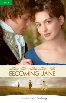 Level 3: Becoming Jane Book and MP3 Pack av Kevin Hood (Blandet mediaprodukt)
