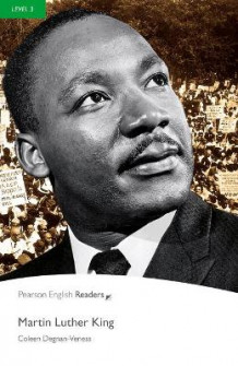 Level 3: Martin Luther King Book and MP3 Pack av Coleen Degnan-Veness (Blandet mediaprodukt)
