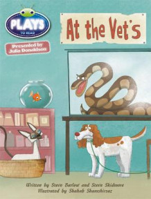 Plays at the Vet's: Orange/1A av Steve Skidmore, Steve Barlow og Rachael Sutherland (Blandet mediaprodukt)