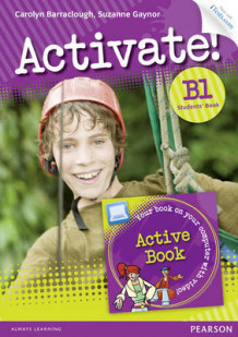 Activate! B1 Students' Book with Access Code and Active Book Pack av Carolyn Barraclough og Suzanne Gaynor (Blandet mediaprodukt)