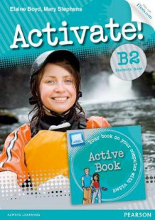 Activate! B2 Students' Book with Access Code and Active Book Pack av Elaine Boyd, Mary Stephens, Carolyn Barraclough og Megan Roderick (Blandet mediaprodukt)